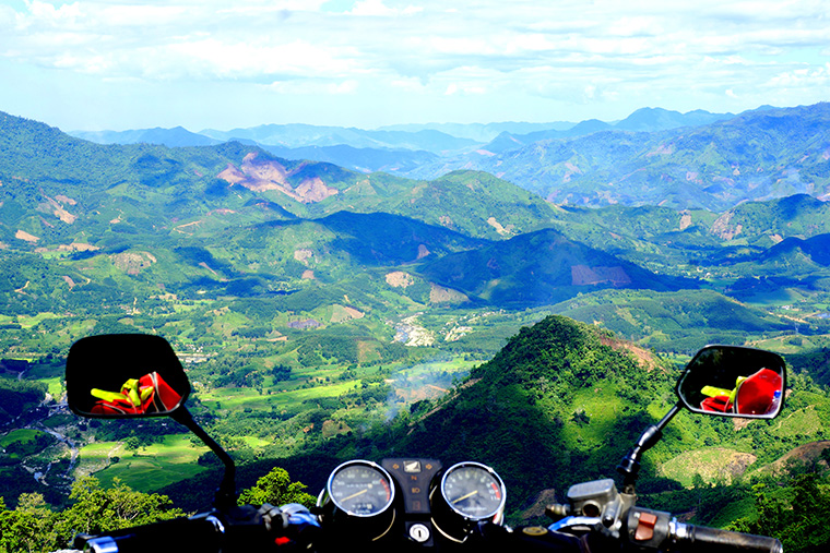 Eastern Ho Chi Minh trails, Saigon – Hoi An 6 days