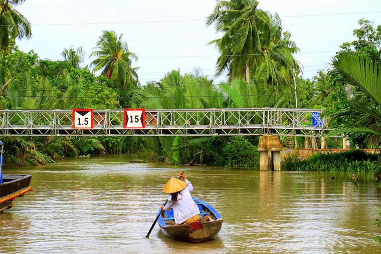 Charms of Nhon Thanh village