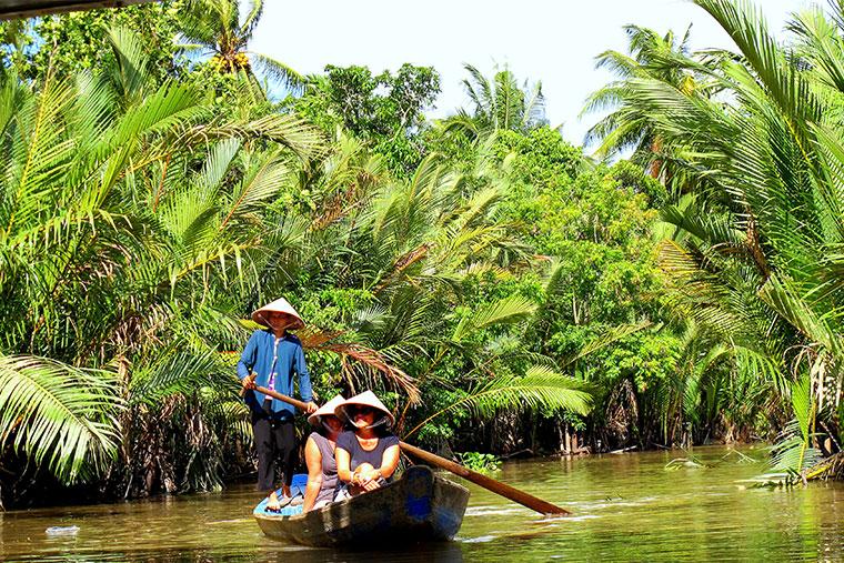 Understanding Mekong delta