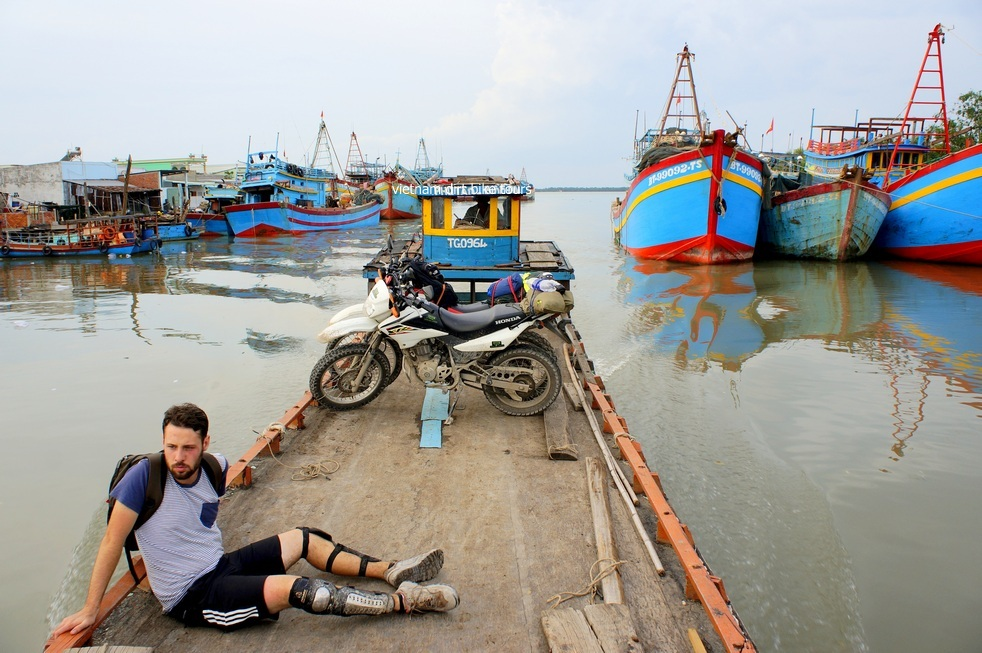 Grand Mekong delta expedition, 6 days